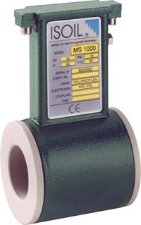 Flomotion Systems  Model 501 Electromagnetic FlowmeterModel HS300 Electromagnetic Batching Flowmeter